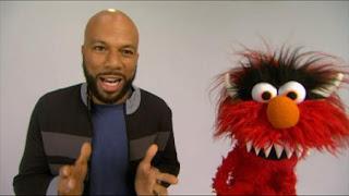celebrity. Common, Elmo, Colbie Caillat sing Belly Breathe. Sesame Street Episode 4413 Big Bird's Nest Sale season 44