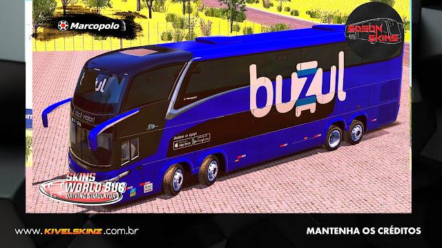 PARADISO G7 1800 DD 8X2 - VIAÇÃO BUZUL - MARLIM AZUL
