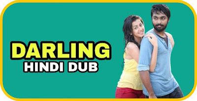 Darling Hindi Dubbed Movie