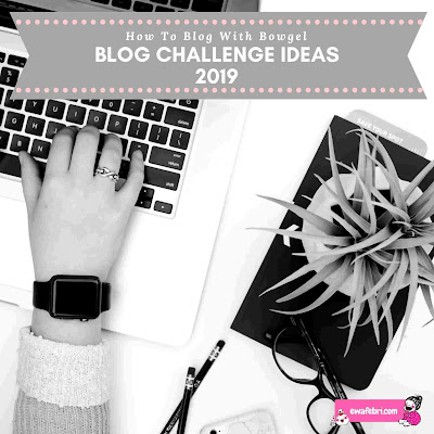 blog challenge ideas 2020
