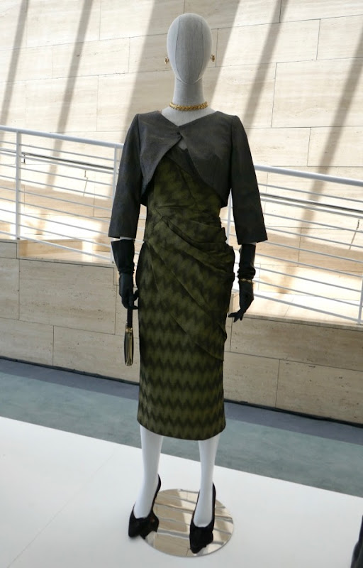 Crown season 2 Princess Margaret costume