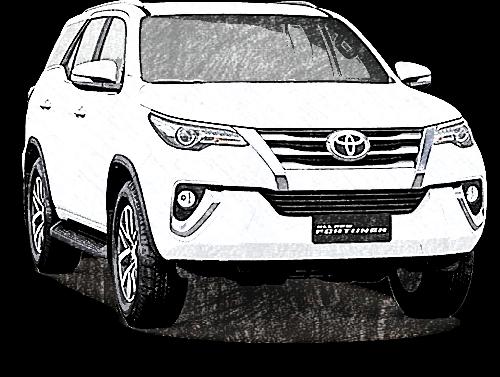 Menjajal Toyota Fortuner dari Cikande ke Anyer