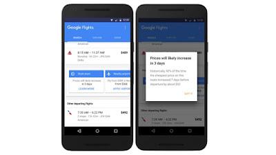 Come risparmiare con Google sui viaggi