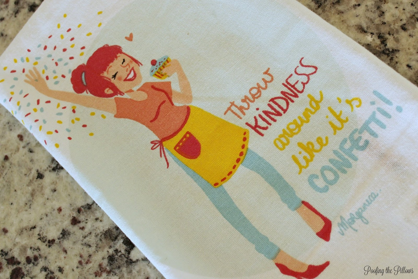 #throwkindnesslikeconfetti