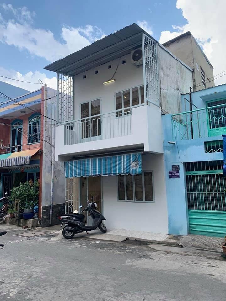 Bán nhà nhỏ xinh đường Lý Thánh Tông quận Tân Phú. Hẻm 8m