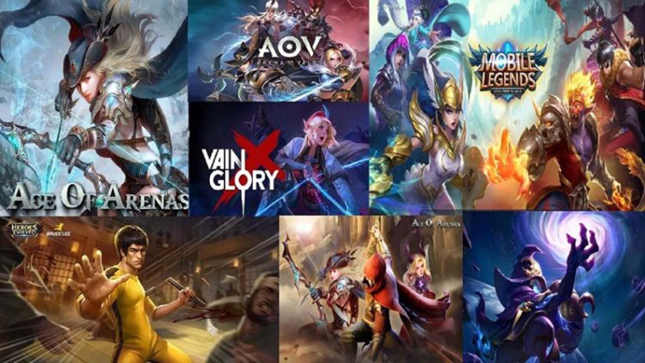 5 Game MOBA Android Terbaik di Indonesia