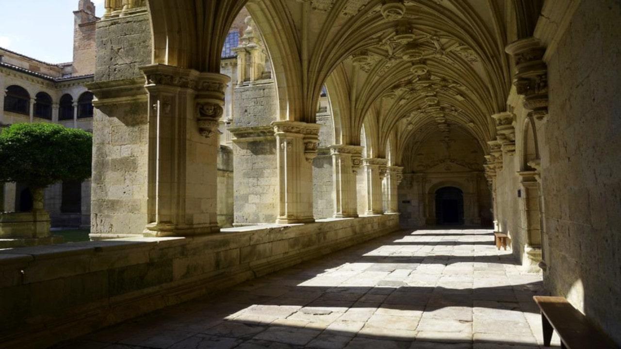 arquitectura románica planta