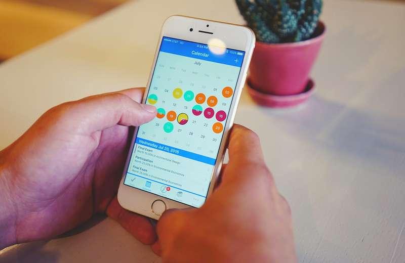 Smartphone Jadi Kalender Digital (appadvice.com)