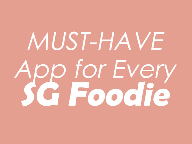 10 Mobile Apps That Every Foodie Must Have in Singapore