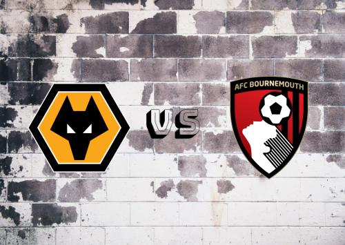 Wolverhampton Wanderers vs AFC Bournemouth  Resumen