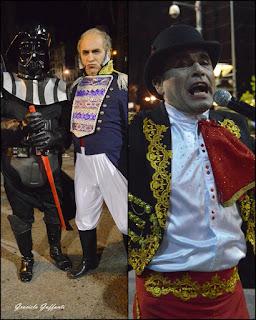 Desfile Inaugural del Carnaval. Uruguay. 2017 Parodistas Momosapines