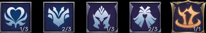 Emblem Hilda Tersakit dan Terkuat