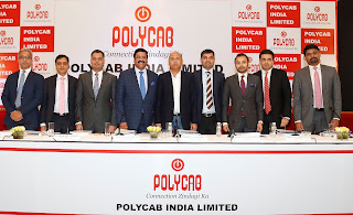 Polycab India Limited: Initial public offering to open on April 5, 2019 and to close on April 9, 2019, Price Band: Rs. 533 to Rs. 538 per Equity Share
