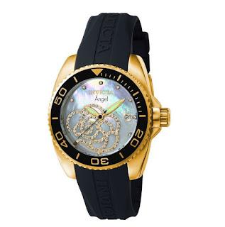 Invicta - Дамски Часовник със силиконова каишка
