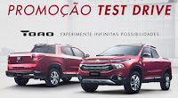 Promoção Test Drive FIAT testdrive.fiat.com.br
