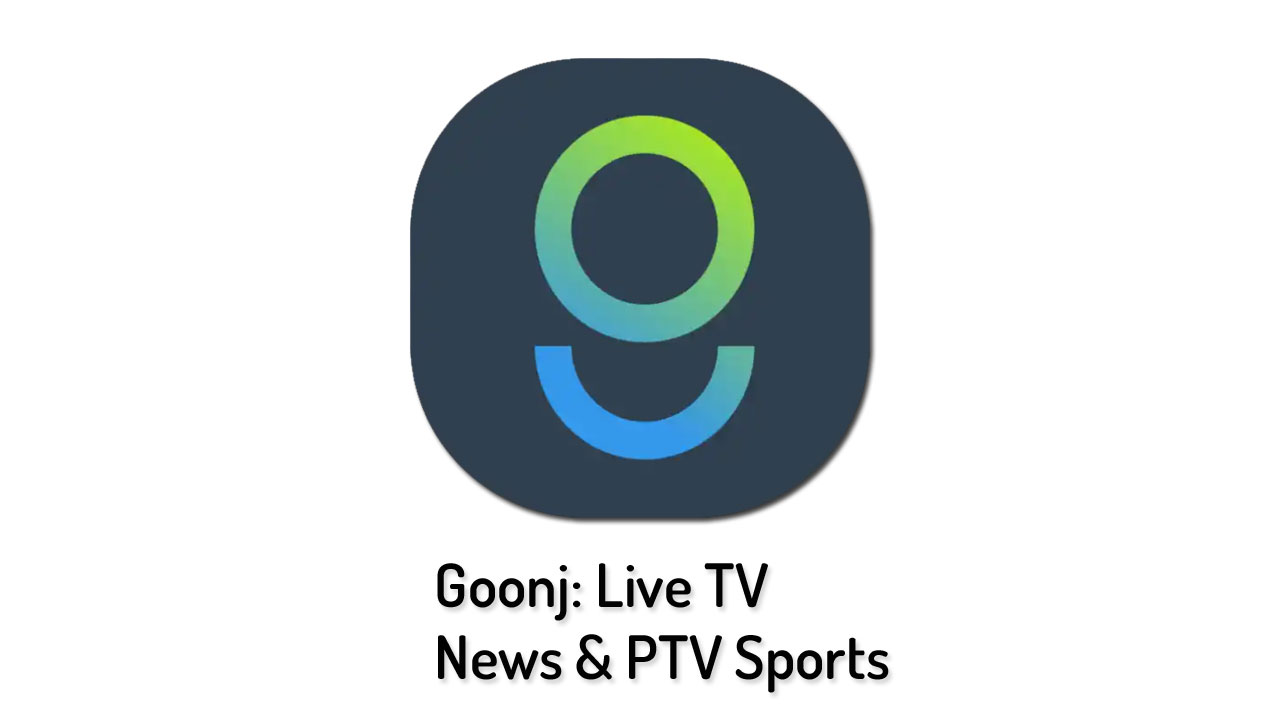 Goonj: Pocket TV APK Free Download Latest v1 4 3 2 for