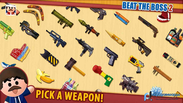Download Beat the Boss 2 MOD APK (Unlimited Money)