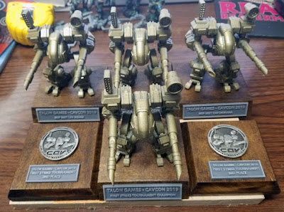 2019 CAV-CON Awards