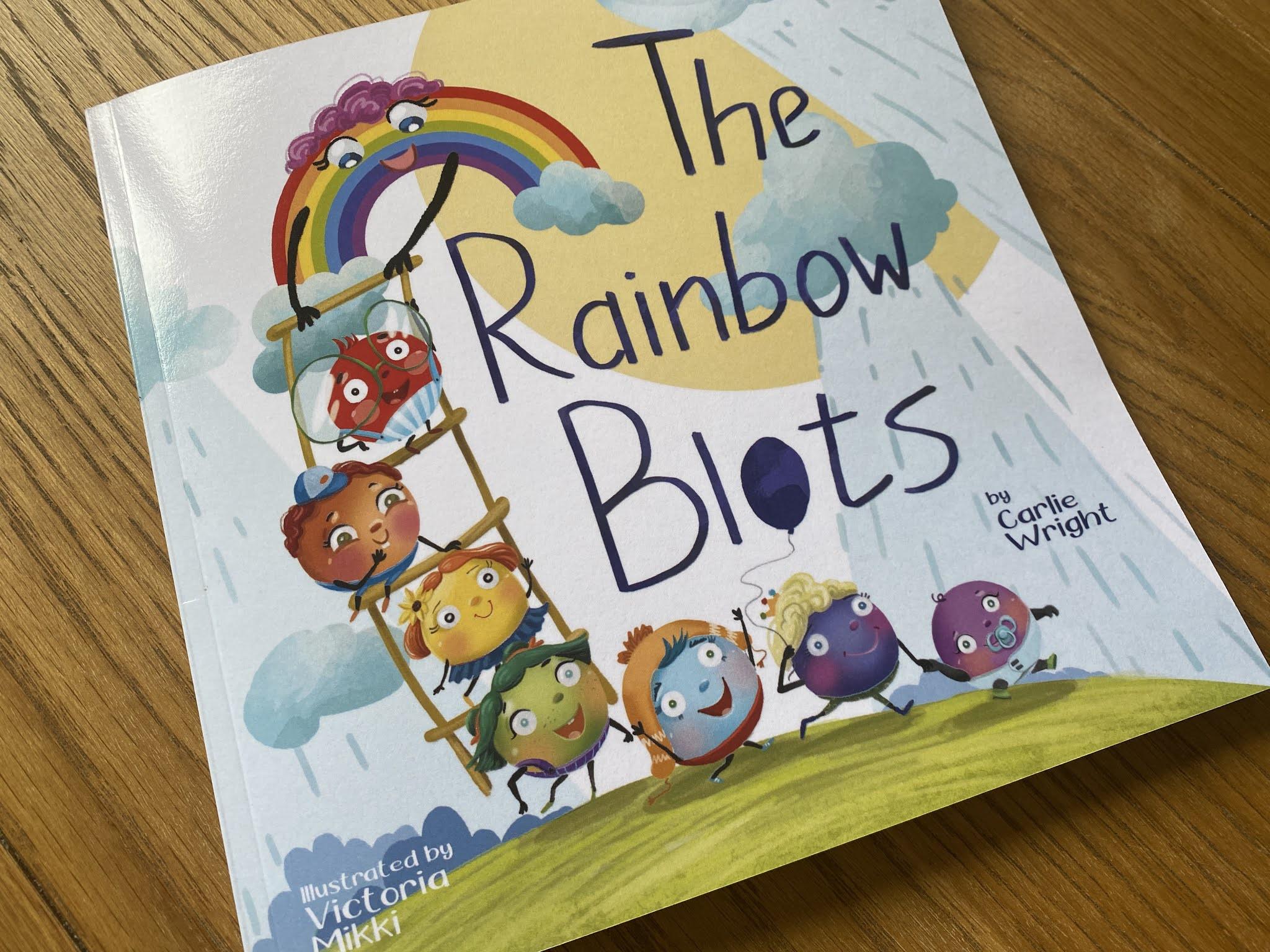 The rainbow Blots