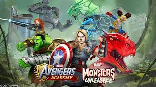 Game MARVEL Avengers Academy v1.12.1 Mod