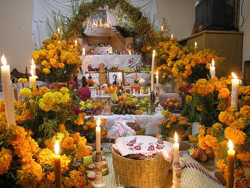 Cultura y Varios :): 1 y 2 de Noviembre, Día de Muertos en ...