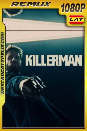 Killerman (2019) BDREMUX 1080P LATINO – INGLES