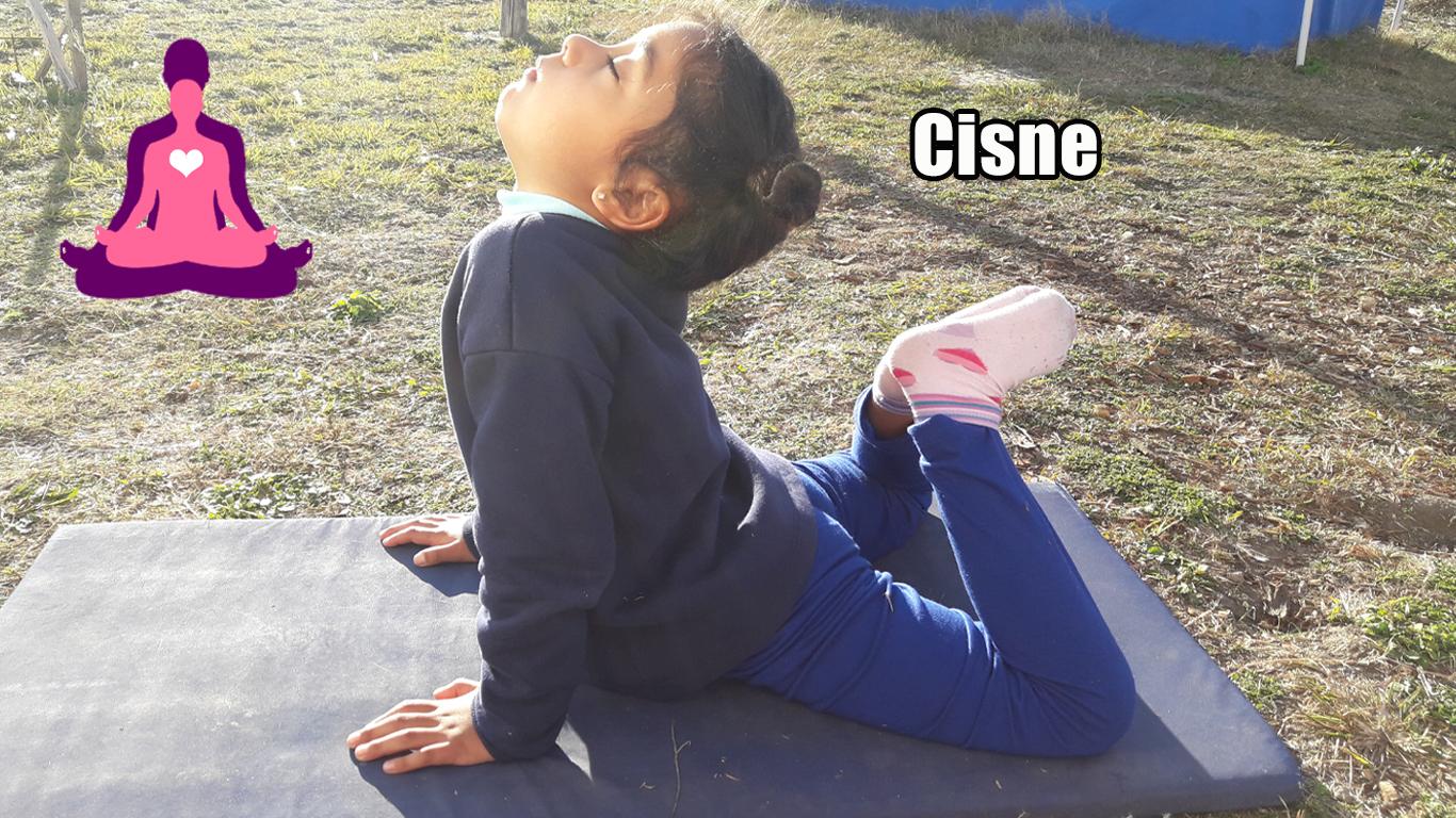 Yoga para niños posturas de animales - sanar  jugando