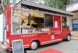 Еда на колесах - это независимая бизнес структура от  местоположения.