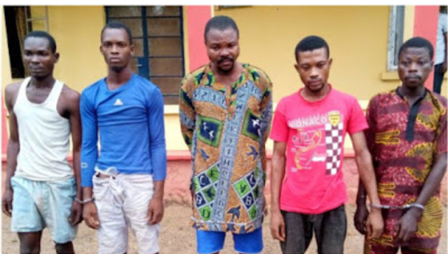 How suspects killed woman, okada rider, used body parts for money rituals