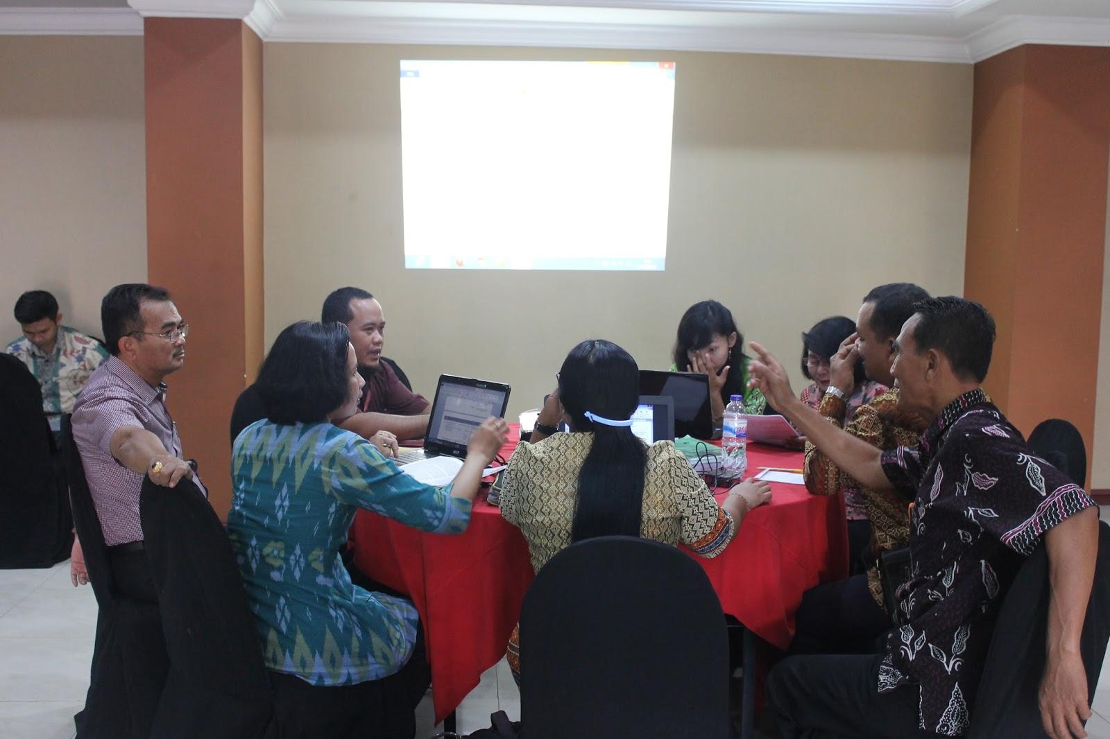 Tim Mgmp Jawa Timur Susun Soal Usbn Agama Hindu Bimas