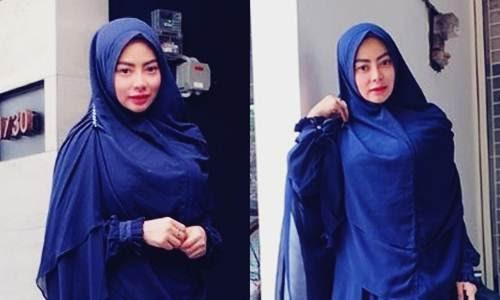 Foto, Berita, Profil dan Info Vitalia Sesha Si Aktris Kontroversial, Mantap Berhijab - www.heru.my.id