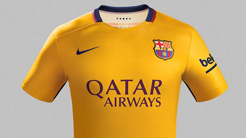 on sale d3be0 cd4ca Rindi's Activities: FC Barcelona's Brand New Away and Home ...