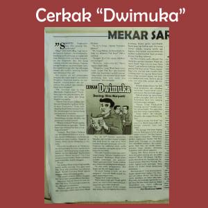 "Cerita Cekak (Cerkak) ""Dwimuka"" Karya Rita Nuryanti"