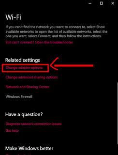 mengaktifkan wifi di komputer
