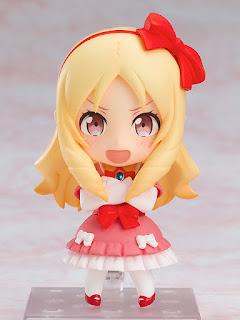 "Abierto pre-order del Nendoroid Elf Yamada de ""Eromanga Sensei"" - Good Smile Company"