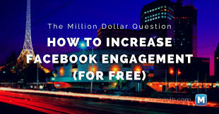 7 Ways to Increase Facebook Engagement