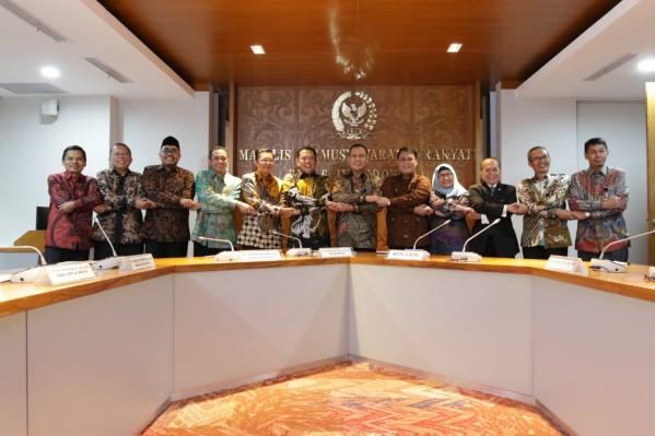 Ketua MPR : KPK Harus Kedepankan Pencegahan Dibanding Penindakan