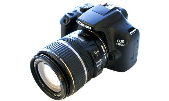 Harga Kamera Canon EOS 1300D dan Spesifikasi Terbaru