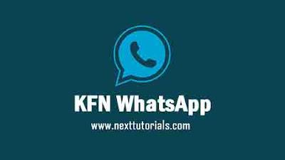 KFN WhatsApp v8.70 Apk Latest Version Android,Instal Aplikasi KFN WhatsApp Update Terbaru 2021,tema kfn wa keren 2021,download wa mod anti banned
