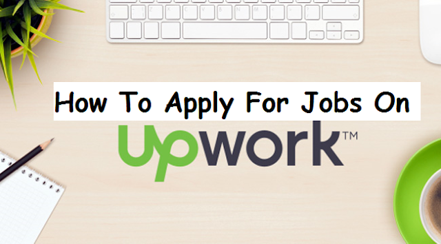 apply for jobs on Upwork