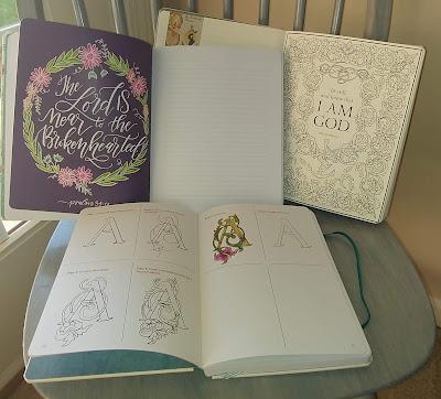 Ellie Clair Art Journals