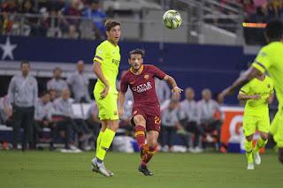 """Video Barcelona - AS Roma: Ngược dòng kì vĩ lu mờ """"bom tấn"""" 400 triệu euro"""