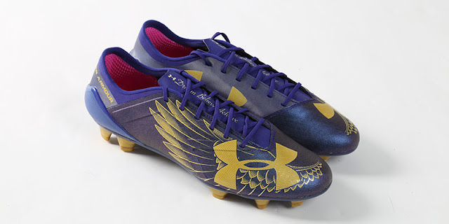 Under Armour presenta sus nuevas botas de fútbol