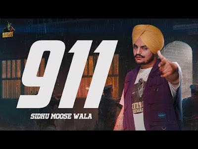911 Full - Sidhu Moose Wala