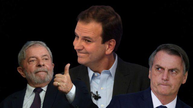 O pulo do gato do Prefeito do Rio ao sair de Bolsonaro e ir para os braços de Lula
