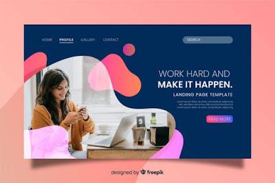 Cara Membuat dan Menggunakan Landing Page untuk Meningkatkan Penjualan Anda