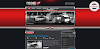 ChromeGT Red Premium Blogger Template 2020