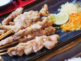 Sate Taichan goreng Taman Sari