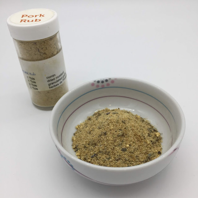 Livliga Pork Dry Rub for Grilling