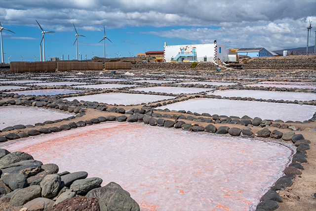 Salinas del Matorral - Pozo Izquierdo - Salinas de Tenefé | Wandern Gran Canaria 01